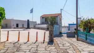In Megalo Chorio, Insel Agathonisi, Griechenland