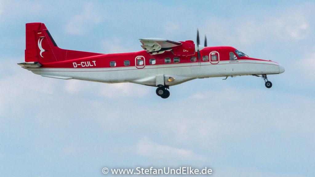 Dornier 228-202K D-CULT, EDDS (STR) VFH Stuttgart, JMP Businesswings