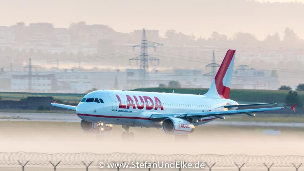 Airbus A320-232 9H-LOZ, EDDS (STR) VFH Stuttgart, LDM (OE) Lauda Motion