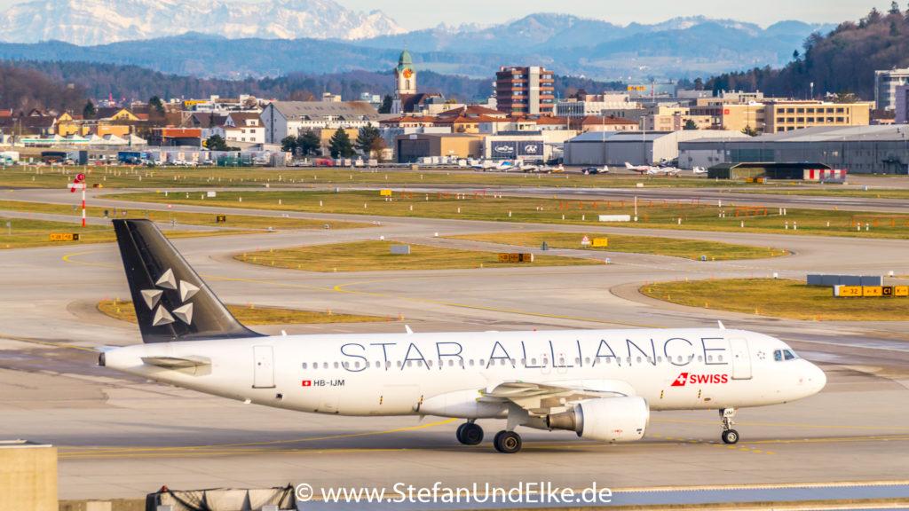 Airbus A320-214 HB-IJM, LSZH (ZRH) Zürich, SWR (LX) Swiss, Flugzeuge 2022