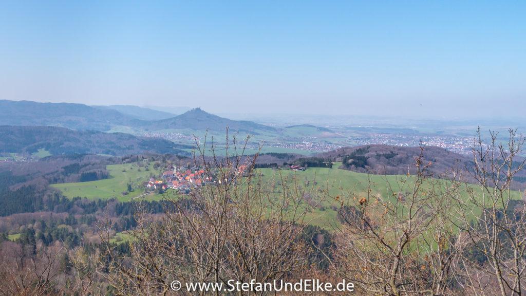 Wanderung zum Dreifürstenstein
