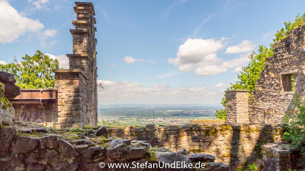 Ruine Schloss Hohenbaden