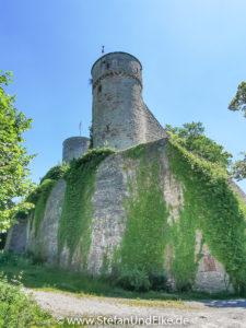 Burgruine Hohennagold, Baden-Württemberg, Deutschland