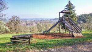 Wanderparkplatz Olgahöhe bei Mössingen