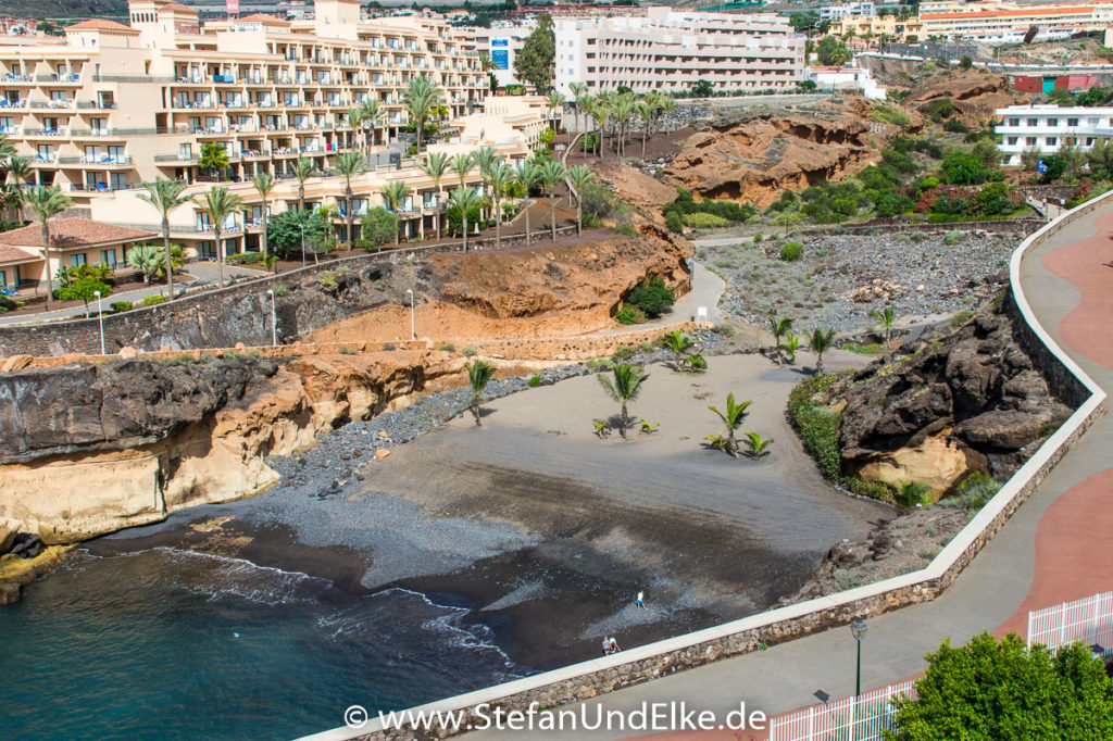 Playa Las Galgas, Insel Teneriffa, Kanarische Inseln, Spanien