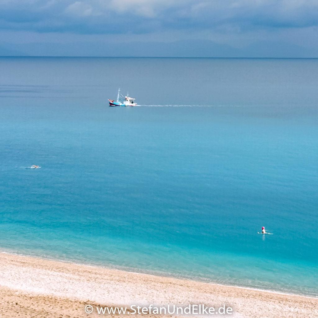 Am Elli Beach, Insel Rhodos, Griechenland
