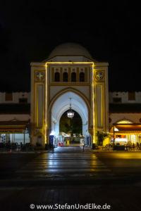 Neuer-Markt in Rhodos-Stadt, Insel Rhodos, Griechenland
