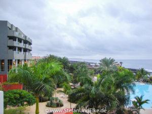 Im Hotel Roca Nivaria, Insel Teneriffa, Kanarische Inseln, Spanien