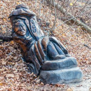 Skulptur von Billy Tröge