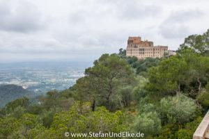 Kloster Sant Salvador, Insel Mallorca, Spanien