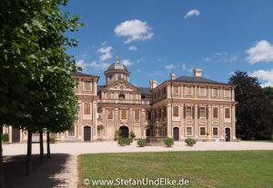 Schloss Favorite, Rastatt, Baden Württemberg, Deutschland