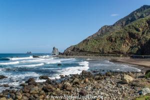 Taganaga, Insel Teneriffa, Kanarische Inseln, Spanien