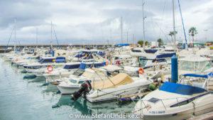 Südküste der Insel Teneriffa, Kanarische Inseln, Spanien