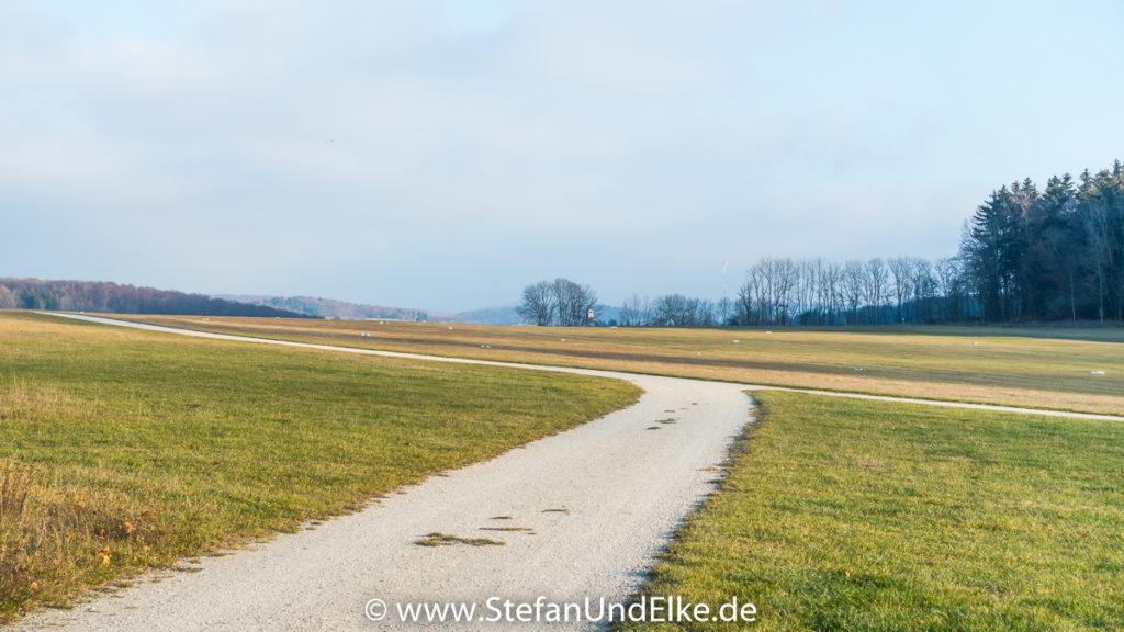 Segelfluggelände Übersberg, Baden-Württemberg, Deutschland