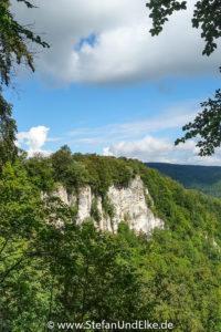 Rund um den Uracher Wasserfall, Baden-Württemberg, Deutschland