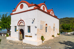 Das Kloster Panagia Kalopetra bei Psithos, Rhodos, Griechenland -  - Klöster, Kirchen und Kapellen
