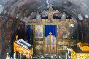 as Kloster Agia Triada bei Psinthos, Insel Rhodos