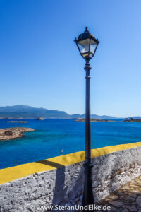 Griechenland, Urlaub, Fussweg nach Mandraki, Insel Kastellorizo