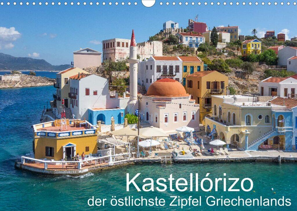 Kalender Kastellorizo, der östlichste Zipfel Griechenlands