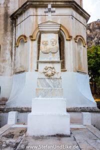 Griechenland, Urlaub, die Kirche St. Georg von Sandrape, Insel Kastellorizo