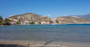 Griechenland, Urlaub, der Strand von Mandraki, Insel Kastellorizo