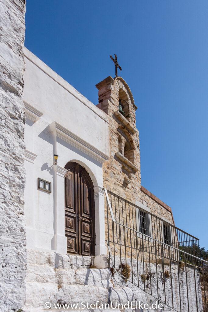 Griechenland, Urlaub, die Kirchen Agios Nikolaos und Agios Dimitrios, Insel Kastellorizo