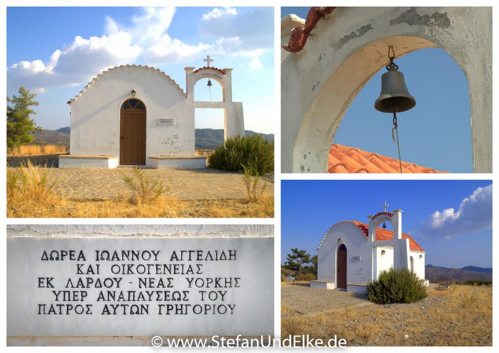 lle der Familie Angelidi beim Kloster Moni Thari, Laerma, Insel Rhodos
