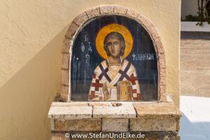 Das Kloster Agios Filimon bei Arnitha, Insel Rhodos, Griechenland
