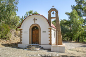 Nektarios des Klosters Moni Thari, Insel Rhodos, Griechenland