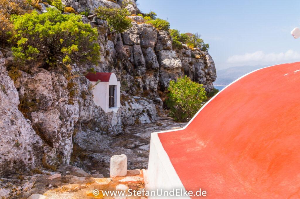 Die Kapelle Agia Marina