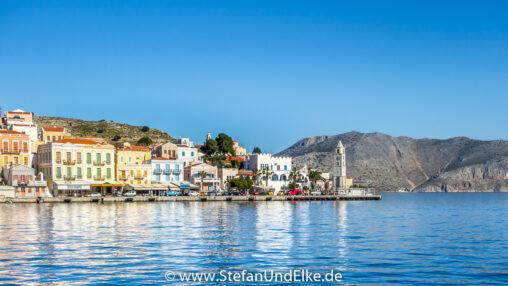 Die Insel Symi - Perle der Ägäis