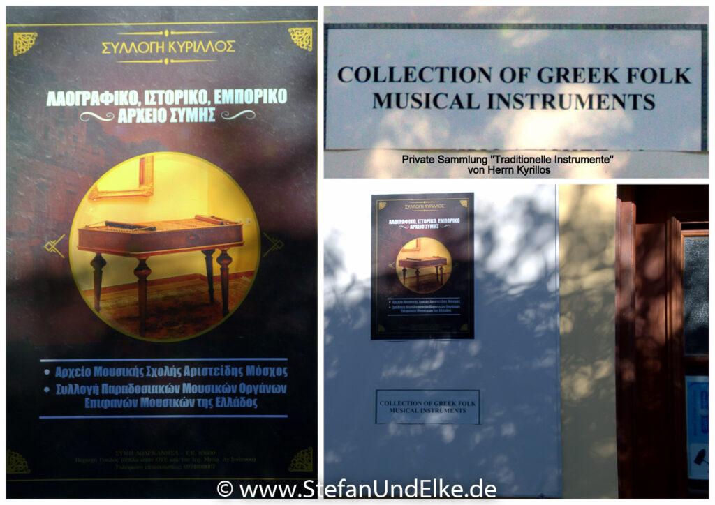 Sammlung Traditioneller Instrumente