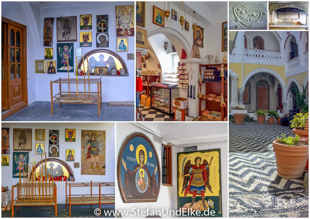 Kloster des Erzengels Michael von Panormitis- Symi