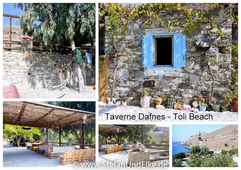 Taverne Dafnes am Toli Bea