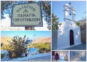Agios Nikolaous Kefali und Panagia Gorgoepikoos